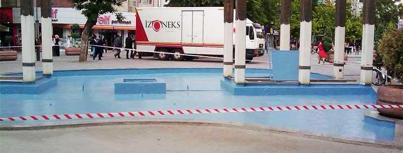 İzoneks Türkiye'nin her yerinde endüstriyel zemin kaplamaları